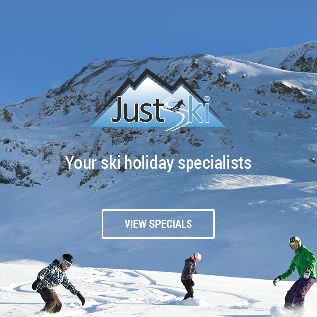 Just Ski – Your Ski Holiday Specialists