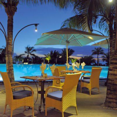 Victoria Beachcomber Resort & Spa, Mauritius