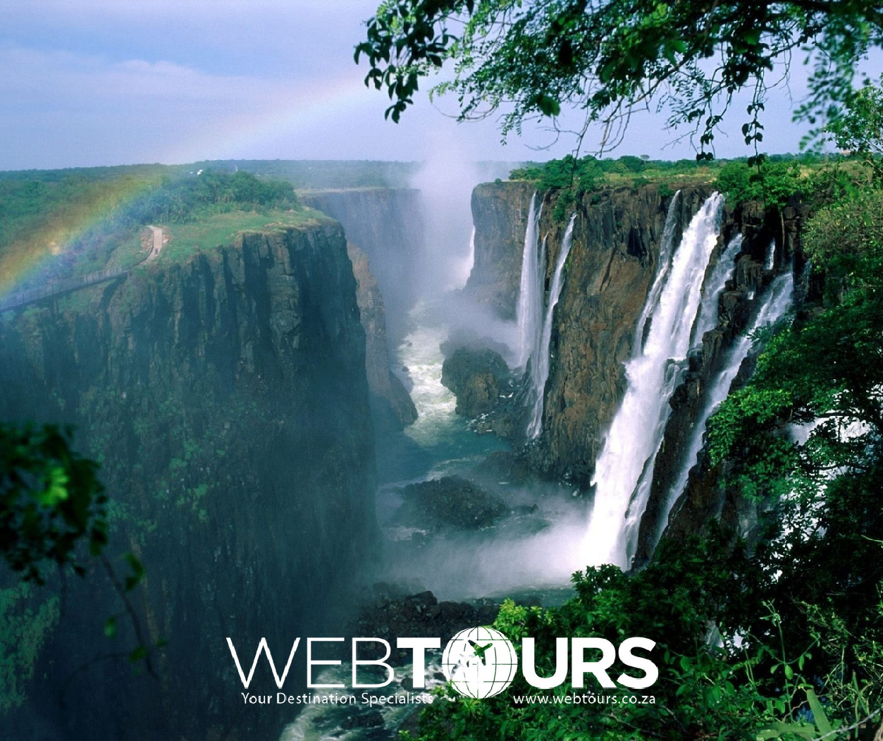 Fastjet opens the way to Victoria Falls this December